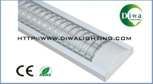T8 Fluorescent Light Fixture CE Approval (DW-T8CG-XH) pictures & photos
