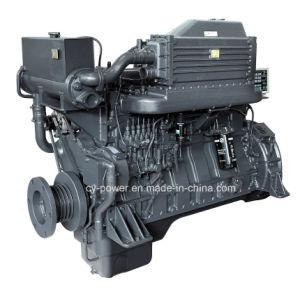 Sdec Sc15g Series Marine Engine, 280-330kw pictures & photos