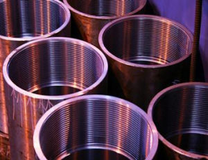 Casing Steel Pipe / Casing Steel tube pictures & photos