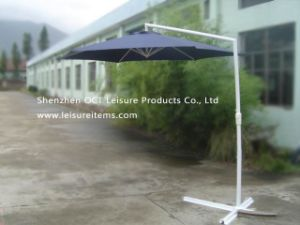 Cantilever Aluminum Patio Umbrella (Oct-Au008) pictures & photos