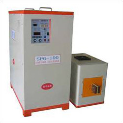 Ultrahigh Frequency Induction Heating Machine (SPG-40/60/100) pictures & photos