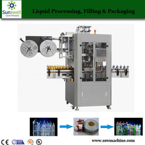Shrink Sleeve Label Printing Machine pictures & photos