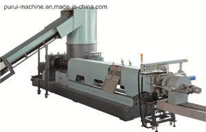 High Efficiency Recycle Machine for Pelletizing Granulating Extruding pictures & photos