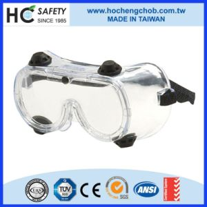 CE Polycarbonate Disposable Safety Lab Medical Surgical Goggles