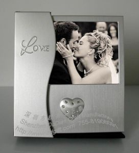 2013 New Aluminium Wedding Photo Album (ODPA03)