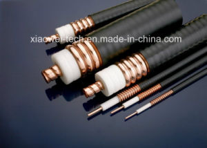 """Low Loss 1/2"""" 7/8"""" RF Feeder Coaxial Communication Cable pictures & photos"""