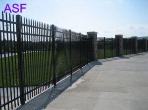 Steel Tubular Fence Panel pictures & photos