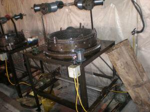 Gas/Liquid Device Filter Mesh Weaving Machine pictures & photos