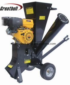 13HP Gasoline 4 Stroke Industrial Wood Chipper (GBD-601C)