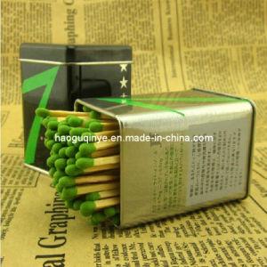 High Quality Aspen Wooden Craft Wood Match Sticks pictures & photos
