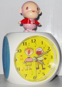 MP3 Alarm Clock (Mp3-40B) pictures & photos