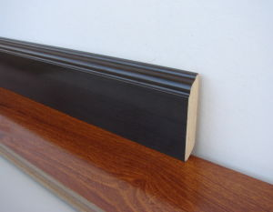 8cm Skirting for Laminate Flooring pictures & photos