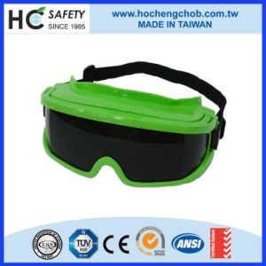 CE Polycarbonate Safety Disposable Working Welding Goggles