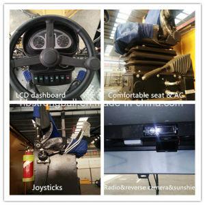 Laser Land Leveling Motor Grader 220HP Road Grader Py9220 pictures & photos