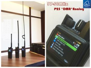 37-50MHz Critical Portable Radio in P25 & Analog for Critical System Soluction pictures & photos