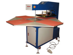 4 Station Automatic Sublimation Transfer Press Machine (M-450C(TD)) pictures & photos