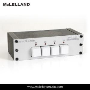 Audio/Video Switcher-4*1 Phono (AVS-401) pictures & photos