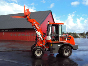 ER12 Mini Multi-Function Wheel Loader With Pallet Forks pictures & photos