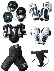 Adult Hockey Protector Set - 2