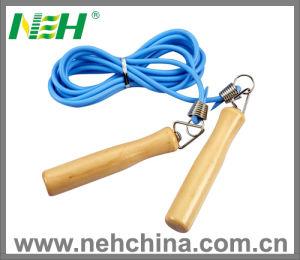 Gocrazy Wood-Handle Jump Rope (JR-GC17)