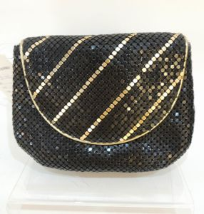 Evening Mesh Bag with Flap Opening pictures & photos