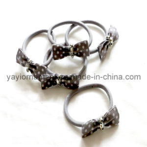 Lovely Bowknot Elastic Hair Band (YY-01-032)