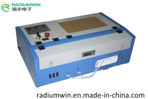 3020 Stamp Laser Engraving Machine/CNC Small Size Rubber Stamp Laser Engraver pictures & photos