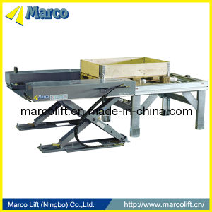 Marco U-Shaped Scissor Lift Table with CE Approved pictures & photos