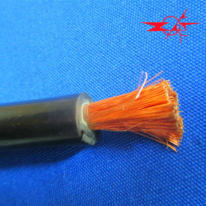 Rubber Sheath Welding Cable 50sqmm