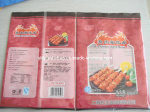 Back Center Seal Plastic Bag pictures & photos