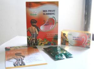 Beauty Mix Fruit Slimming Pills Herbal Weight Loss Capsule pictures & photos