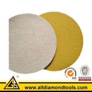 Porous Round Sanding Paper - Hsp pictures & photos