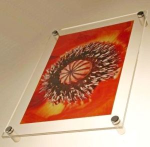 Acrylic Wall Mount Poster Frame