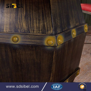 Industral Metal Table Restaurant Table Sbe-CZ0636 pictures & photos