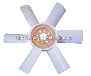 2j Forklift Parts Fan Blade for Toyota