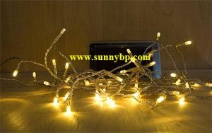 100 LED out Door Solar Power Christmas Tree Lights