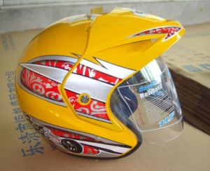 Open Face Motorcycle Helmet (HF-B3)