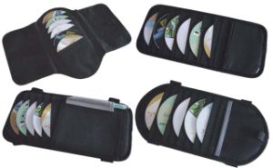 Sun Visor CD Case