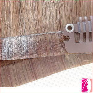 China wholesale human seamless clip in hair extension china wholesale human seamless clip in hair extension pmusecretfo Image collections