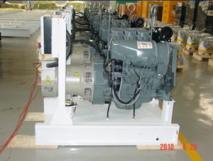 20gf (20KW) -Deutz Generator Set (air cooled engine) pictures & photos