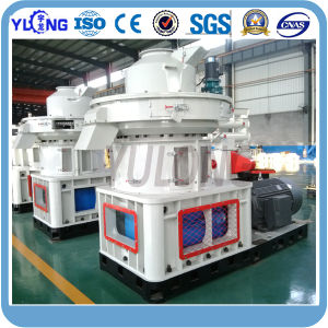 Yulong 1ton/Hour Vertical Ring Die Type Bagasse Pellet Mill pictures & photos