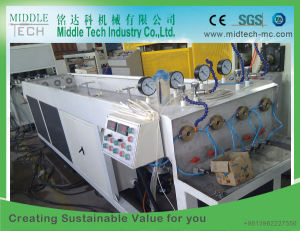 Plastic PVC Agriculture Irrigation Drip Pipe/Tube Making Machine pictures & photos