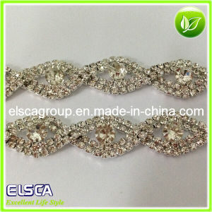 China Supplier Wholesale Crystal Rhinestones Chain