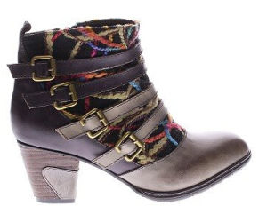 Go West High Quality Leather Ankle Boots for Women pictures & photos