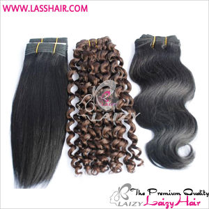 Natural Cuticle Human Hair Weft