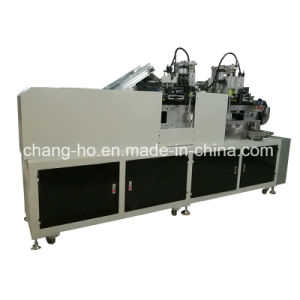 2 Color Automatic Job Card Screen Printer pictures & photos