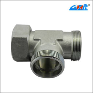 Tee Hydraulic Fitting (XC-CC) pictures & photos