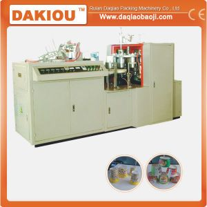 Disposable PE Coated Paper Bowl Machine pictures & photos