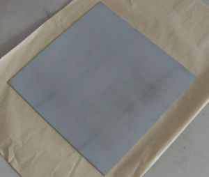 Cold Rolled Tungsten Sheet (Tungsten Foil) pictures & photos