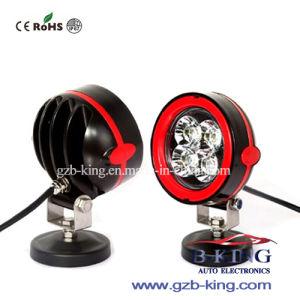 2014 New Popular 12watts 4PCS*3W Epistar LED Work Light pictures & photos